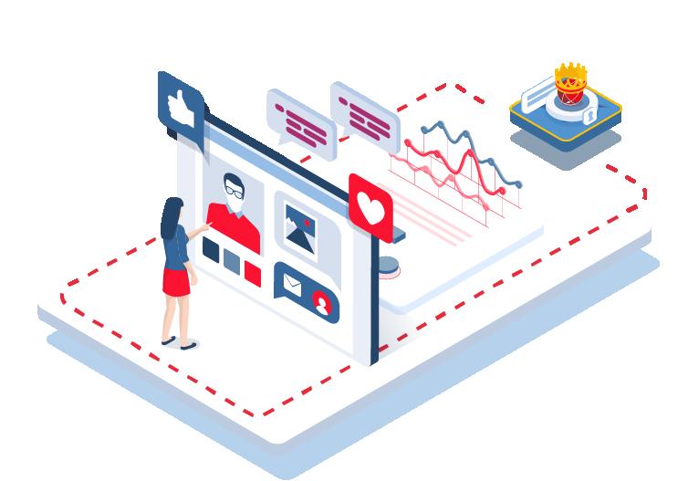 Data-driven marketing, le marketing basé sur l'utilisation des données.