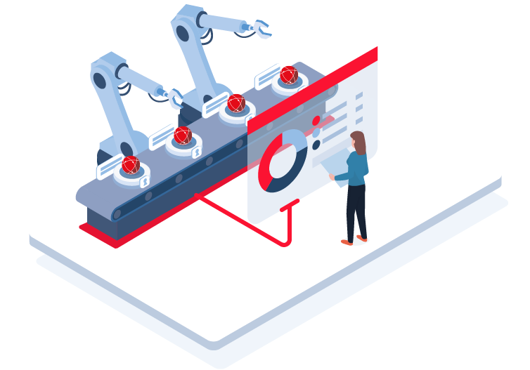 Automatisation des processus de gestion de la relation client
