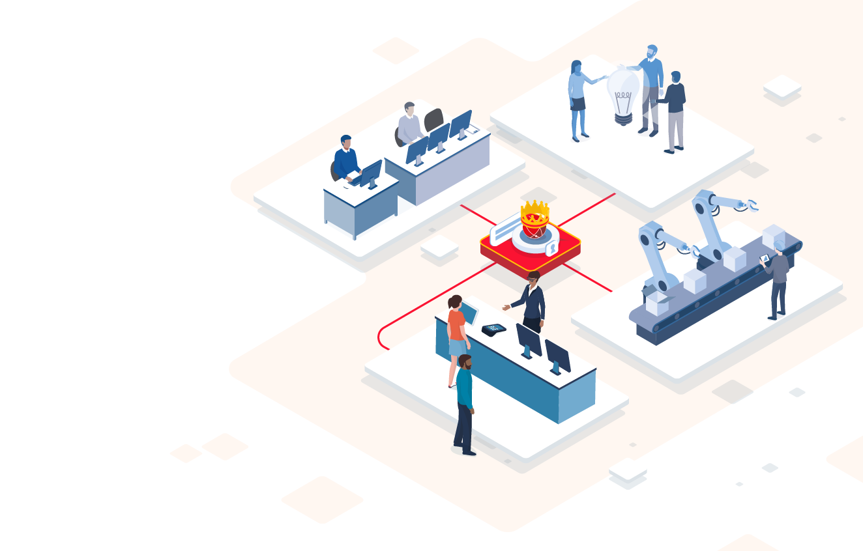 Mise en œuvre d'un référentiel de données avec une solution de master data management MDM